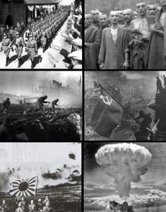 Вторая мировая война кратко